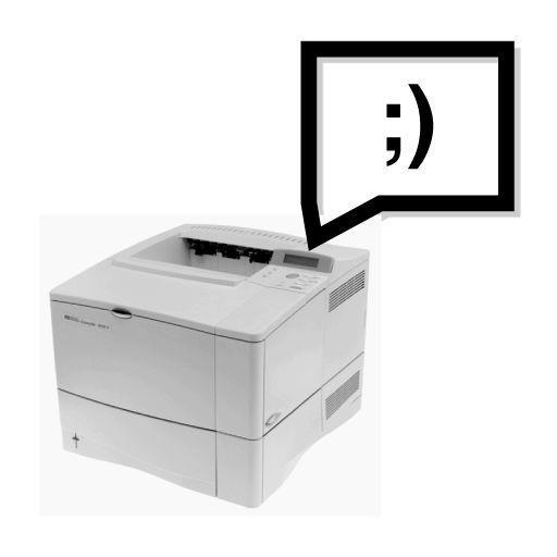 Printer Whisperer