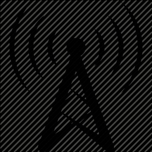 Antenna, Broadcast, Gsm, Radio, Radio Base Station, Rbs Icon