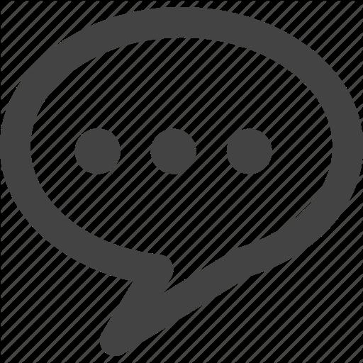 Bubble, Chat, Communiation, Connection, Message, Text Icon