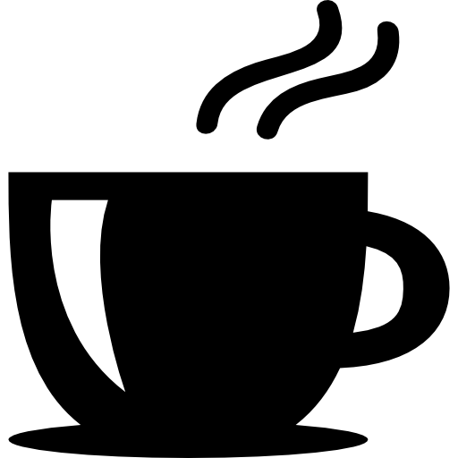 Cup For Drink With Something Hot Inside Icons Free Download