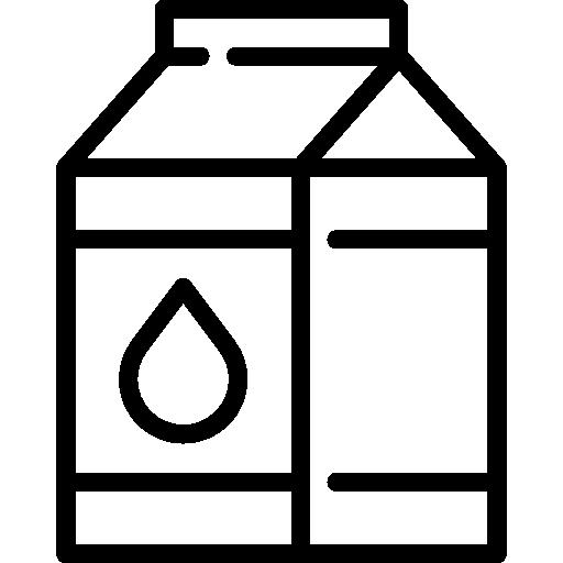 Milk Icons Free Download