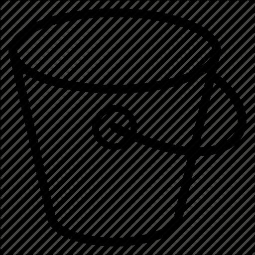 Bucket, Color Bucket, Fill, Paint, Water Bucket Icon