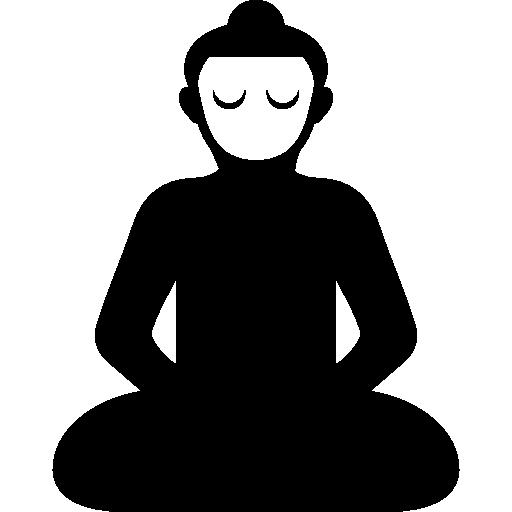 Buddha Statue Icons Free Download