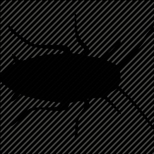 Bug, Cockroach, Insect, Kukaracha, Parasite, Pest, Roach Icon