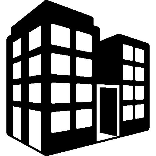 Pyramidal, Buildings, Stepped, Building Icon