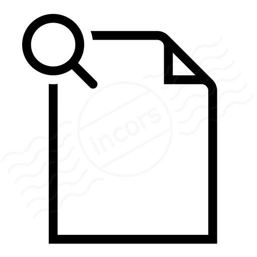 Iconexperience I Collection Document Pinned Icon