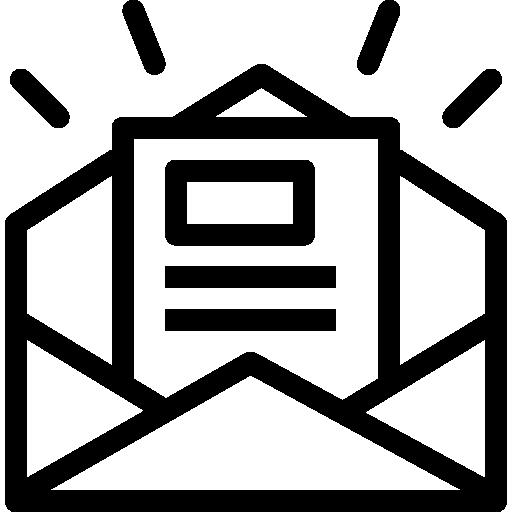 Newsletter Icons