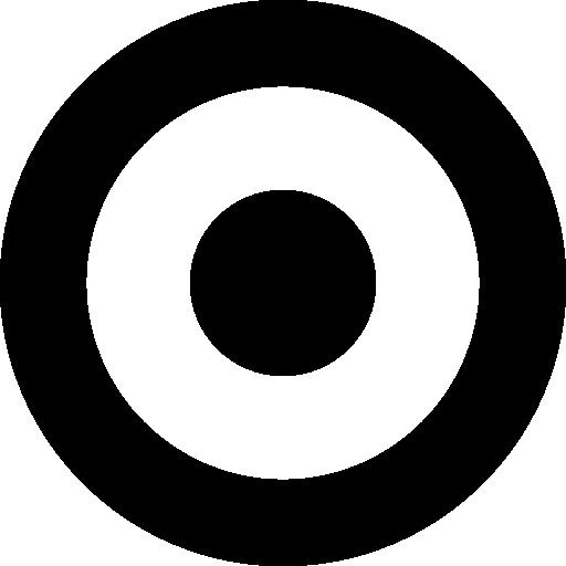 Bullseye Icon Essential Ui Freepik
