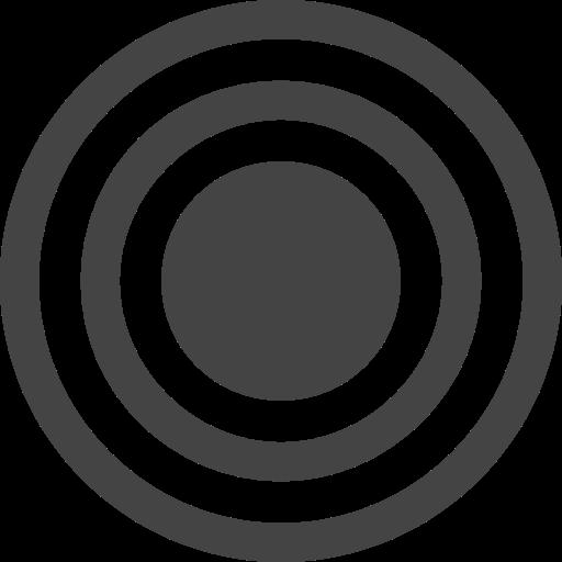 Bullseye Icon Free Of Vaadns