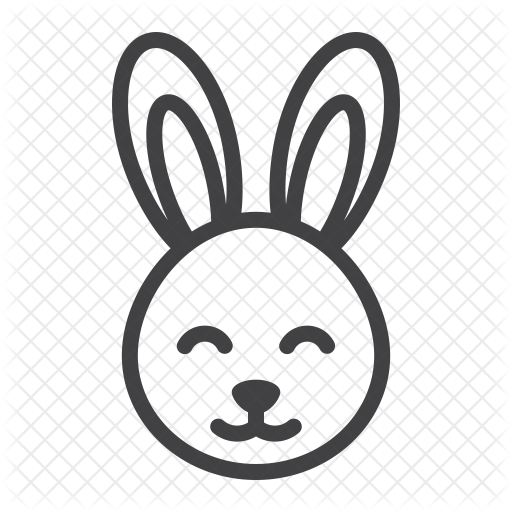 Bunny Icon Png Png Image