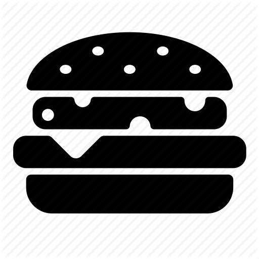 Vector Hamburger Icon Transparent Png Clipart Free Download