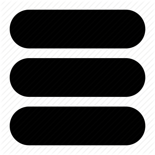 Menu Icon Lines Transparent Png Clipart Free Download
