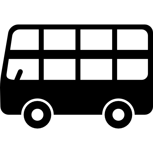 Double Decker Bus Icons Free Download