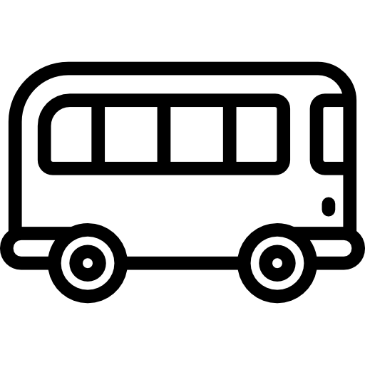Bus Icons Free Download