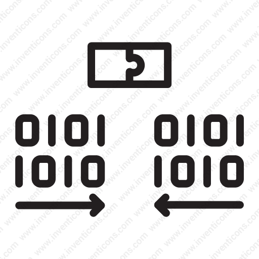 Download Data Integration Model Icon Inventicons