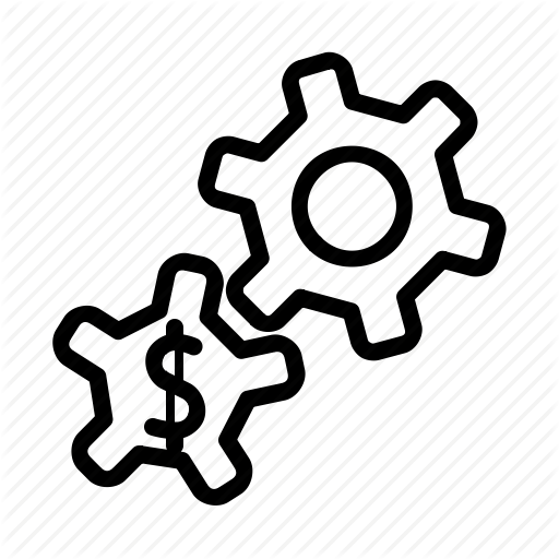Business, Key, Mechanism, Resources Icon