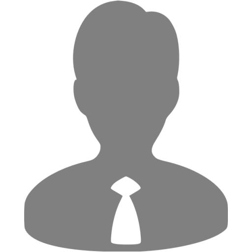 Gray Administrator Icon