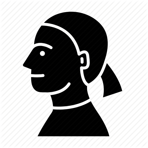 Bust, Face, Friend, Person, Persona, User, Woman Icon