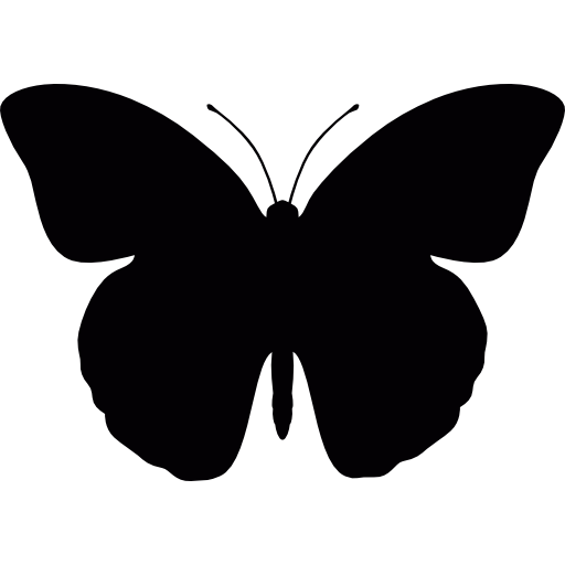 Halloween Butterfly Icons Free Download