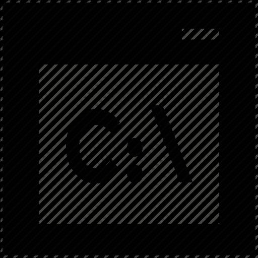 C Drive, C Extension, C Language, C Language File, Drive