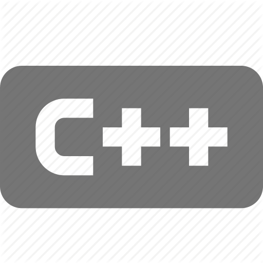 C Coding, Programming Icon