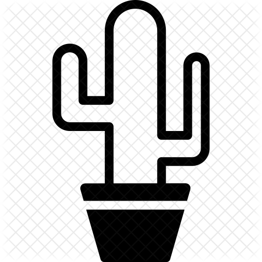 Cactus Icon Png Png Image