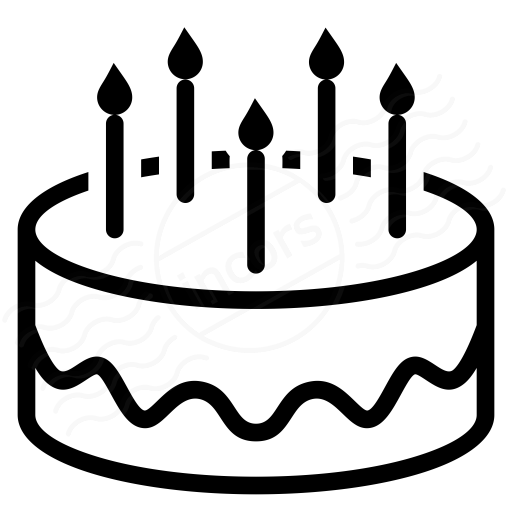 Download Free Png Fancy Cake Icon