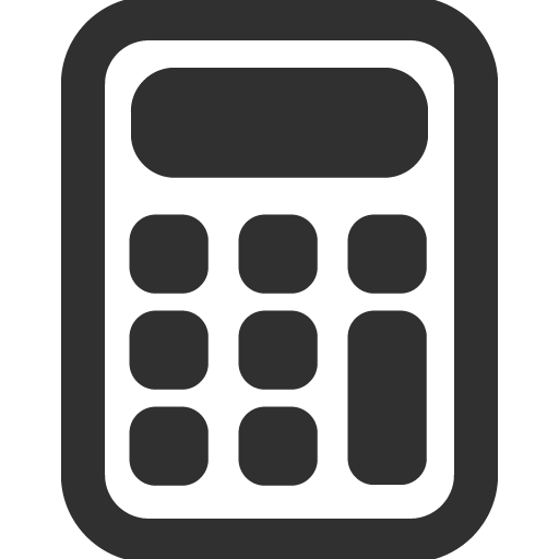 Collection Of Calculator Icons Free Download