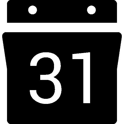 Daily Calendar Icon