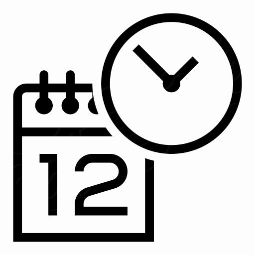 Icone Calendar Beautiful Calendar Flat Icon Icons Creative Market
