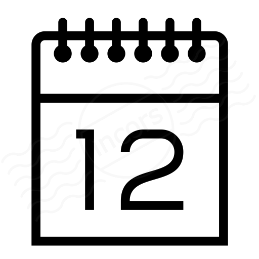 Iconexperience I Collection Calendar Icon