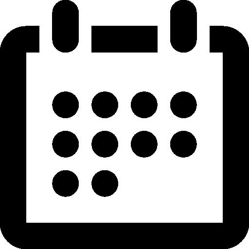 Calendar Icon Transparent