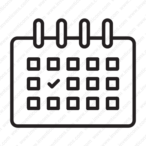 Download Month,year,calculator,calendar,calendar Icon Inventicons