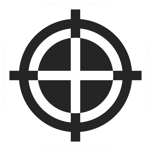 Calibration Mark Icon Iconexperience