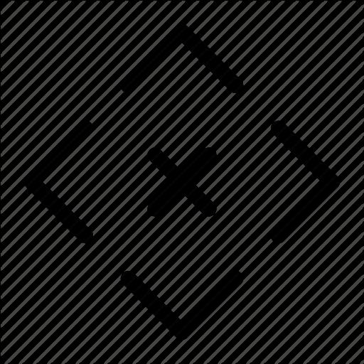 Calibration, Cancel, Cross, Print Remove, X Icon