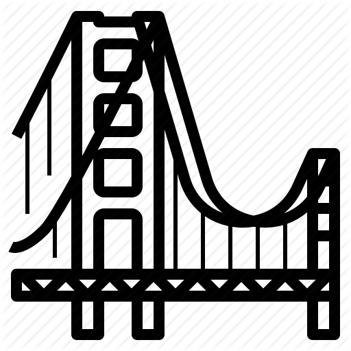 Bridge, California, Francisco, Gate, Golden, Landmark, San Icon