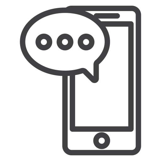 Texting Icon