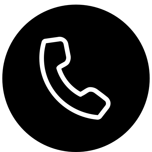 Phone, Call, Telephone, Contact Us, Contacts, Support Icon