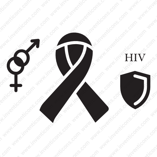Download Hiv Aids Icon Inventicons
