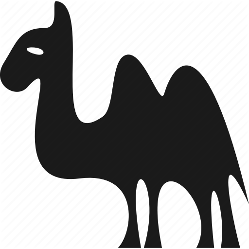 Animal, Arabic, Camel, Desert Icon
