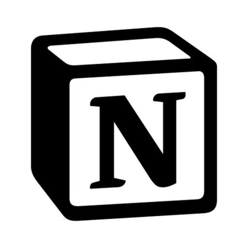 Notion App Icon Design For Design Inspiration App Icon Design