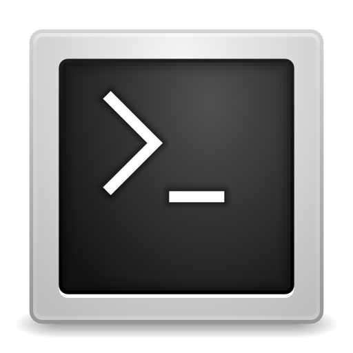 Apps Utilities Terminal Icon Matrilineare Iconset Sora Meliae