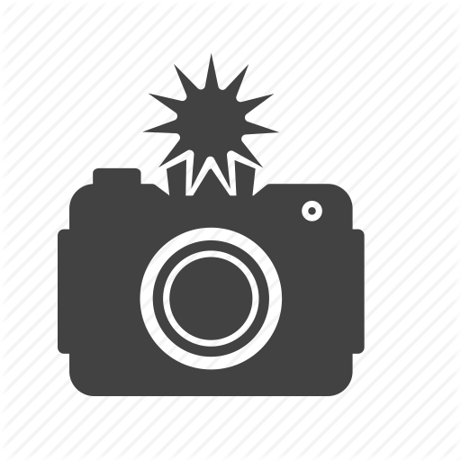 Download Camera Flash Icon Clipart Photographic Film Computer