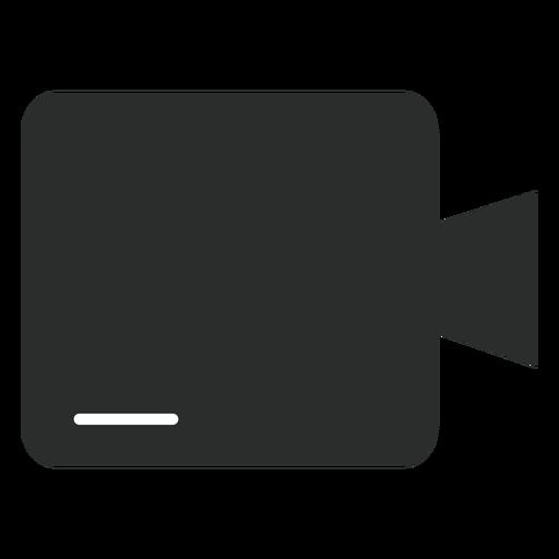 Multimedia Camera Flat Icon