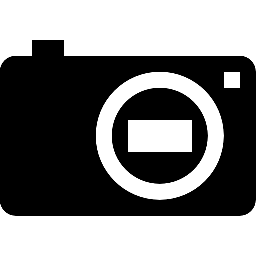Tools And Utensils Camera Flat Icon
