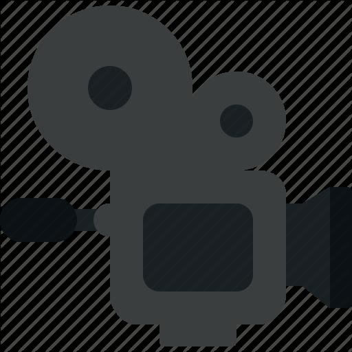 Camera, Cinema, Film, Media, Movie, Photo, Video Icon