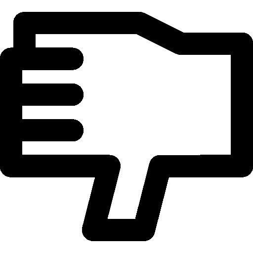 Dissaprove Icon Election Campaign Freepik