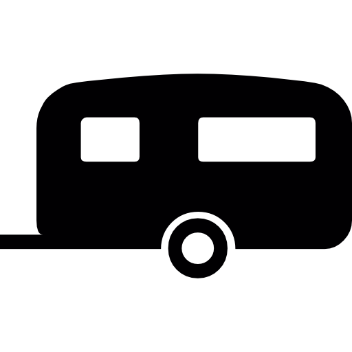 Road Caravan Icons Free Download