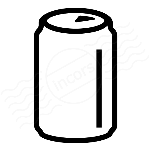 Iconexperience I Collection Beverage Can Icon