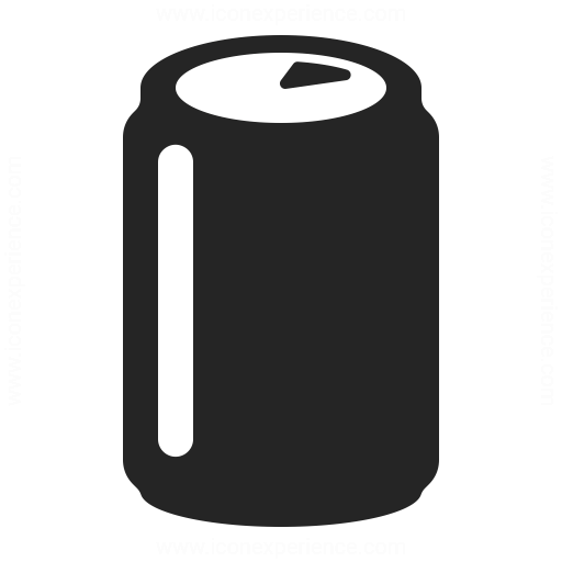 Beverage Can Icon Iconexperience
